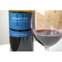 Вино Cantele Primitivo (0,75 л)