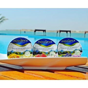 Йогурт Movenpick Premium Moments Черника 5% (100 г)