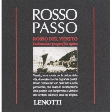 Вино Cantine Lenotti Rosso Passo (0,75 л)