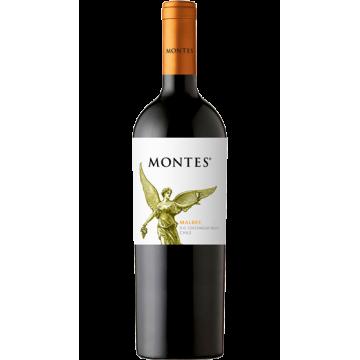 Вино Montes Malbec Reserva (0,75 л)
