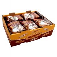 Конфеты Woogie Milk Caramels Cacao (250 г)