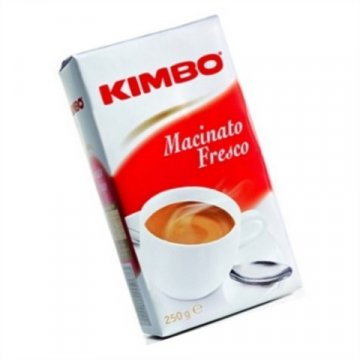 Кофе Kimbo Macinato Fresco, 250 г