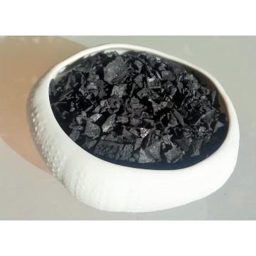 Средиземноморская соль черная Fior del Delta (125 г)