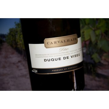Вино Sogrape Vinhos Duque de Viseu Dao Carvalhais (0,75 л)