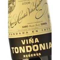 Вино Vina Tondonia Tinto Reserva, 2006 (0,375 л)