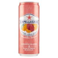 Лимонад Sanpellegrino Agrumi e Fico d India, 300 мл