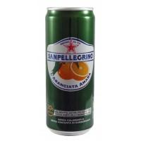 "Лимонад Sanpellegrino L""Aranciata Amara, 330 мл"