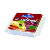 Сыр тостовый Lactima Salami (130 г)