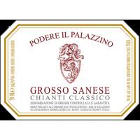Вино Il Palazzino Chianti Classico Grosso Sanese, 2012 (0,75 л)
