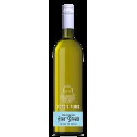 Вино Pete's Pure Pinot Grigio (0,75 л)