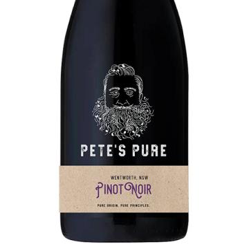 Вино Pete`s Pure Pinot Noir (0,75 л)