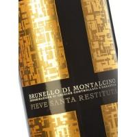 Вино Pieve Santa Restituta Brunello di Montalcino, 2014 (0,375 л)