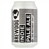 Пиво BrewDog Indian Pale Ale (0,33 л) ж/б