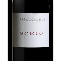 Вино Le Macchiole Scrio, 2015 (0,75 л)