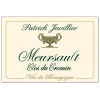 Вино Patrick Javillier Meursault Clos du Cromin, 2017 (0,75 л)