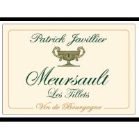 Вино Patrick Javillier Meursault les Tillets, 2017 (0,75 л)