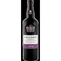 Вино Taylor's Single, 1969 (0,75 л)