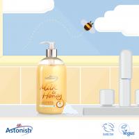Жидкое мыло для рук Astonish Milk&Honey (500 мл)