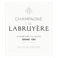 Игристое вино J.M. Labruyere Page Blanche Grand Cru Blanc De Blancs (0,75 л)