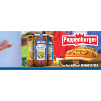 Сосиски Poppenburger BockWurst (340 г)