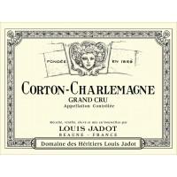 Вино Louis Jadot Corton-Charlemagne, 2016 (0,75 л)
