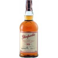Виски Glenfarclas 10 Year Old  (0,7 л)