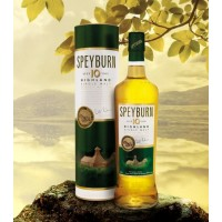 Виски Speyburn 10 Year Old (0,7 л)