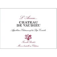 Вино Famille Brechet Chateauneuf-du-Pape L'Avenue, 2016 (0,75 л)