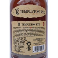 Виски Templeton Rye Signature Reserve 6 Years Old (0,7 л)
