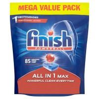 Таблетки для посудомоечных машин Finish Powerball All in 1 (85 шт)