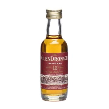 Виски Glendronach 12 Year Old (0,05 л)