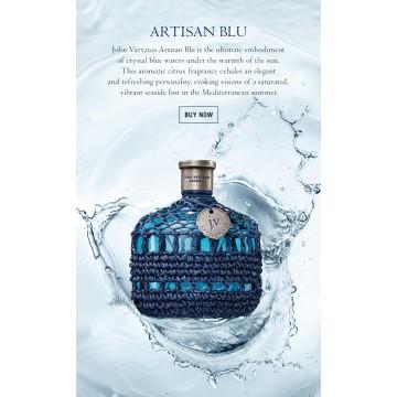 Туалетная вода Artisan Blue, 125 мл ТЕСТЕР