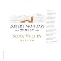 Вино Robert Mondavi Fume Blanc, 2017 (0,75 л)