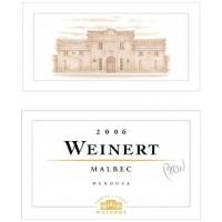 Вино Weinert Malbec, 2006 (0,75 л)
