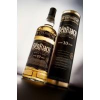 Виски BenRiach 10 Year Old Curiositas, tube (0,7 л)