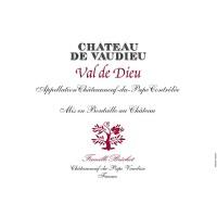 Вино Famille Brechet Chateauneuf-du-Pape Val de Dieu, 2016 (0,75 л)