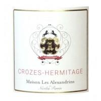 Вино Maison Les Alexandrins Crozes-Hermitage Rouge, 2017 (0,75 л)