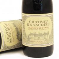 Вино Famille Brechet Chateauneuf-du-Pape Chateau de Vaudieu Rouge, 2016 (0,75 л)