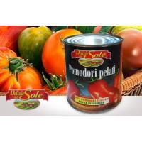 Очищенные помидоры Delizie del Sole Pomodori pelati, 800 г