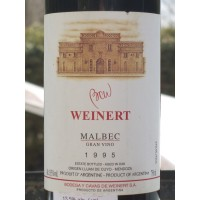 Вино Weinert Malbec, 1995 (0,75 л)