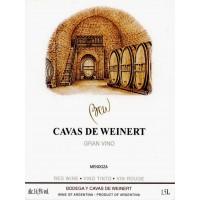 Вино Weinert Cavas de Weinert, 1994 (0,75 л)