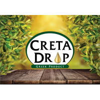 Греческое оливковое масло Creta Drop Classic Extra Virgen (0,5 л)