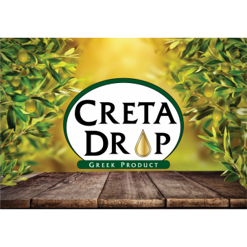 Греческое оливковое масло Creta Drop Classic Extra Virgen (1 л)