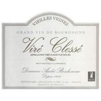 Вино Domaine Andre Bonhomme Vire Clesse Vieilles Vignes, 2017 (0,75 л)