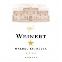 Вино Weinert Malbec Estrella, 1994 (0,75 л) WB