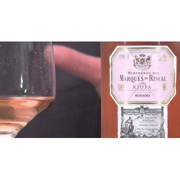Вино Marques de Riscal Rosado (0,75 л)