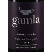 Вино Golan Heights Winery Cabernet Sauvignon Gamla (0,75 л)