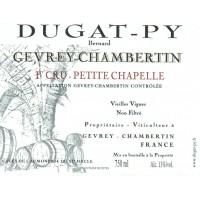 Вино Bernard Dugat-Py Gevrey-Chambertin 1er Cru Petite Chapelle, 2017 (0,75 л)