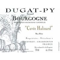Вино Bernard Dugat-Py Bourgogne Cuvee Halinard, 2017 (0,75 л)