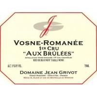 Вино Jean Grivot Vosne-Romanee 1er Cru Aux Brulees, 2015 (0,75 л)